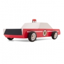 Fire Chief Toy Car