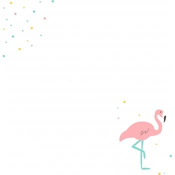 Flamingo Swaddle