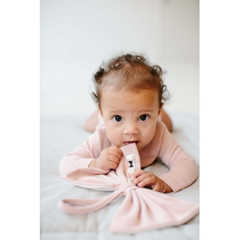Pink Pacifier Cloth