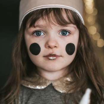 Peter Pan Collar (Silver, Gold & Navy)