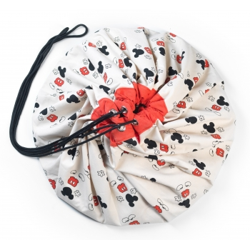 Disney - Mickey Cool Storage Bag & Playmat