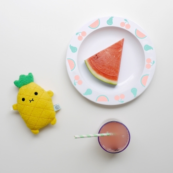 Colour Fruit Friends Plate