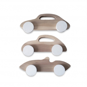 Wooden Sports Cars - Mini Set