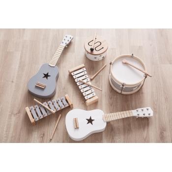 Grey Guitar