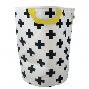 Cross & Yellow Storage Bag