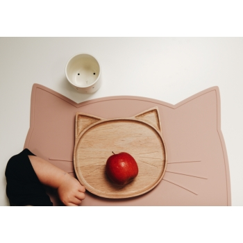 Placemat Jamie - Rose Cat