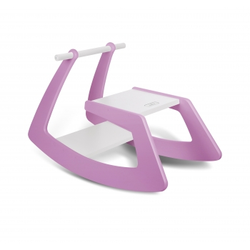 Rocking Horse - Pink Flamingo