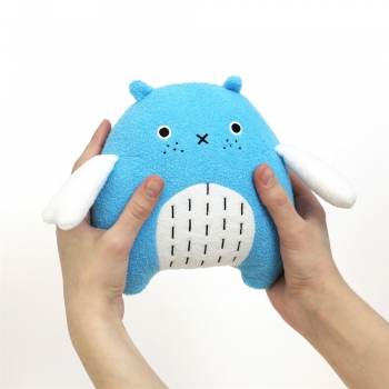 Re Bird Blue Plush Toy
