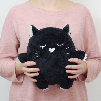 Cat Monster Plush Cushion - Ricemomo