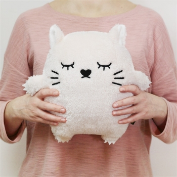 Cat Monster Plush Cushion - Ricemimi