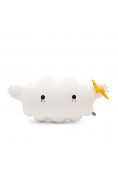 White Cloud Cushion – Ricestorm