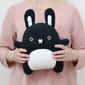 Rabbit Plush Cushion – Riceberry