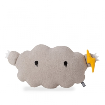 Grey Cloud Cushion – Ricestorm