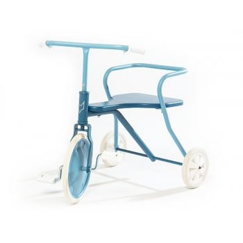 Vintage Blue Tricycle