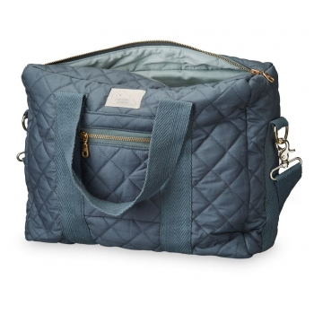 Charcoal Nursing Bag