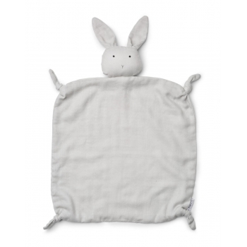 Agnete Cuddle Teddy Rabbit Dumbo Grey