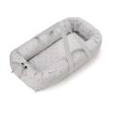 Gro Baby Nest Little Dot Dumbo Grey