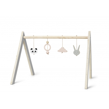 Wooden Playgym - Girl
