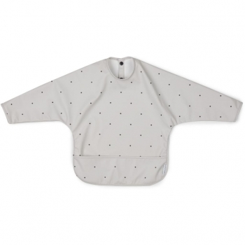 Long Sleeve Classic Dot Bib - Merle