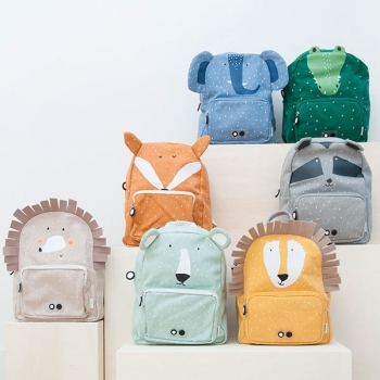 Mrs Elephant Backpack