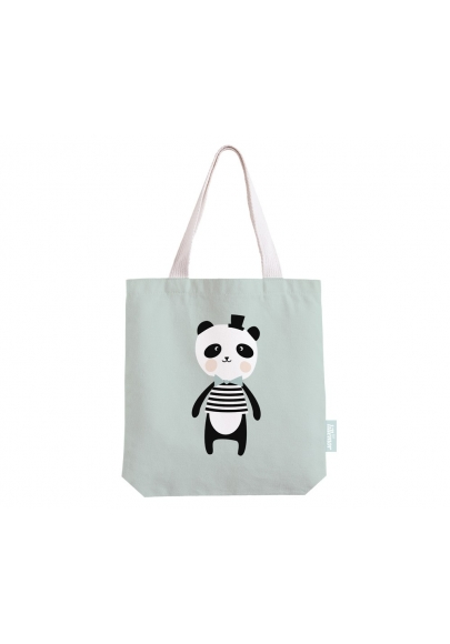 831f4c9ecb5 Panda Shopping Bag - Eef Lillemor | HeyLittleBaby