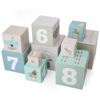 Circus Stack & Nesting Blocks