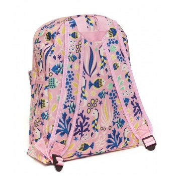 Under the Sea Pink Backpack