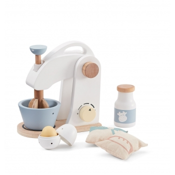 Wooden Kitchen Mixer