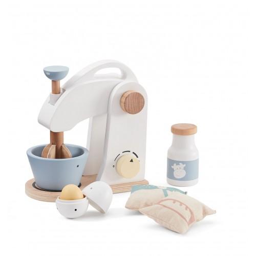 Wooden Kitchen Mixer