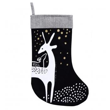 Deer Christmas Stocking
