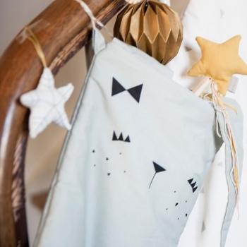 Bunny Christmas Stocking