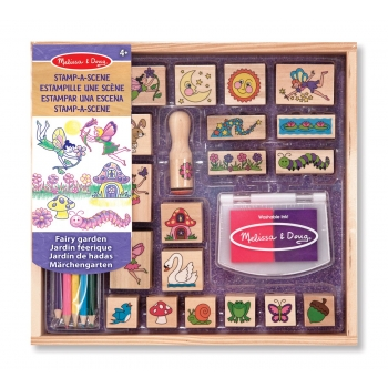 Fairy Garden Stamp Set