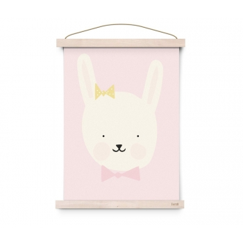 Miss Bunny Poster