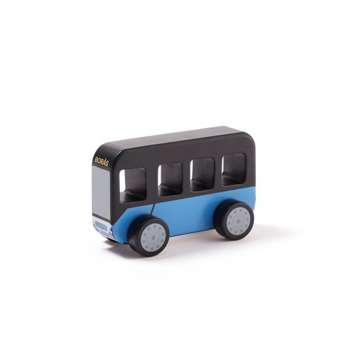 Wooden Toy Bus Aidan