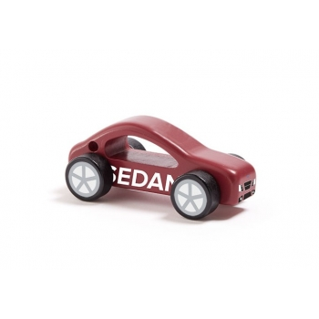 Wooden Toy Car Sedan Aidan