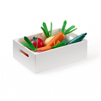 Wooden Vegetable Kit