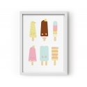 Popsicle Parlour Poster