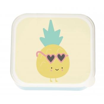 Lunch box Aloha Pineapple
