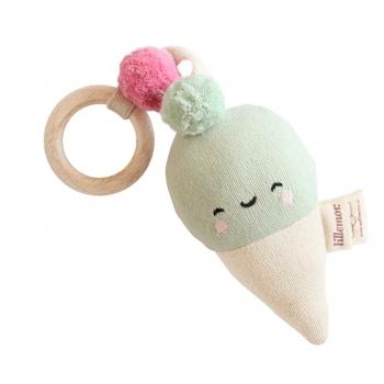 Ice Cream Rattle