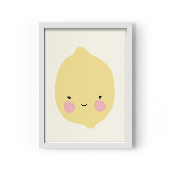 Miss Citron Poster