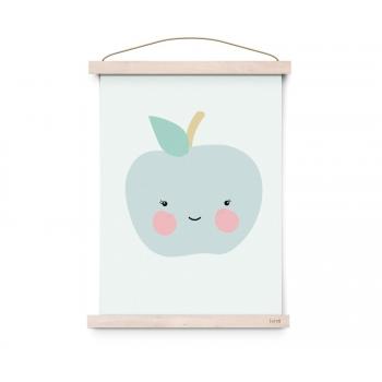 Mister Apple Poster