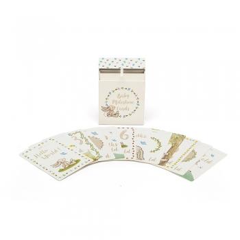 Bashful Bunny Milestone Cards