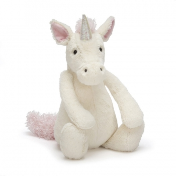 Bashful Unicorn Medium Soft Toy
