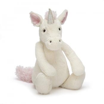 Bashful Unicorn Medium Soft Toy