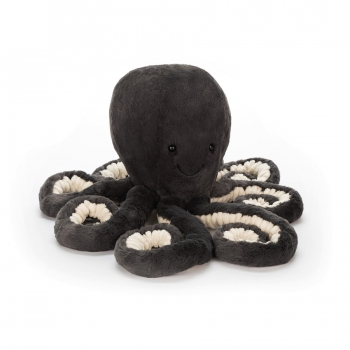 Inky Octopus Baby Soft Toy
