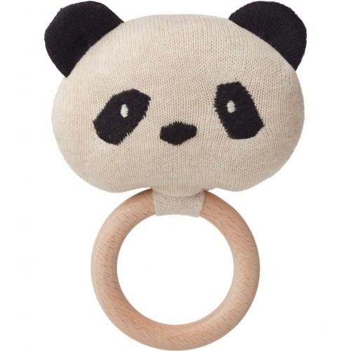 Panda Rattle Aria