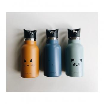 Cat Mustard Water Bottle Anker