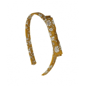 Liberty Capel Ocre Hair Band
