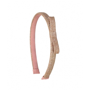 Rose Glitter Hair Band
