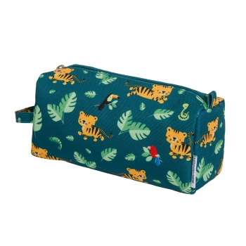 Jungle Tiger Pencil Case